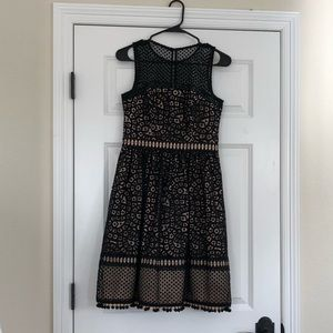 🔜👁🗨Eliza J elegant lace dress